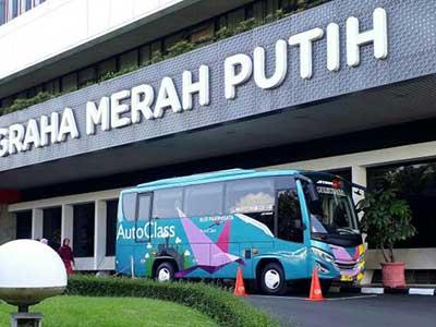 Sewa Bus Pariwisata Bandung Image 1
