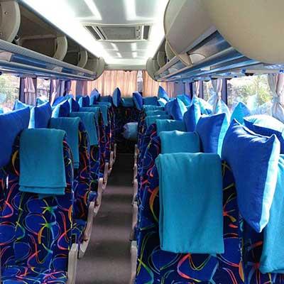 Sewa Bus Pariwisata Bandung KENYAMANAN PERJALANAN