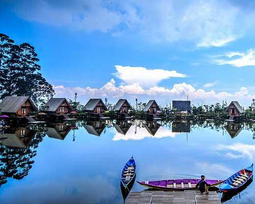Sewa Bus Pariwisata Bandung Dusun Bambu